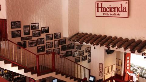 Hacienda (Milla de Oro), Medellín
