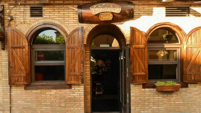 Entrada - La Nueva Vinoteca Leganés, Leganés