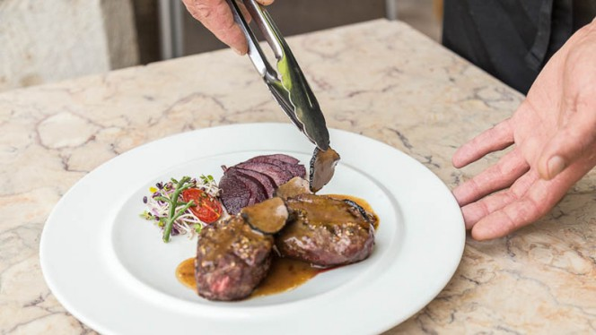 Sugestão do chef - A Travessa, Lisboa