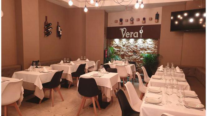 sala - VERA Restaurante, Valencia