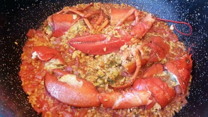 Sugerencia del chef - El Barezito, Valencia