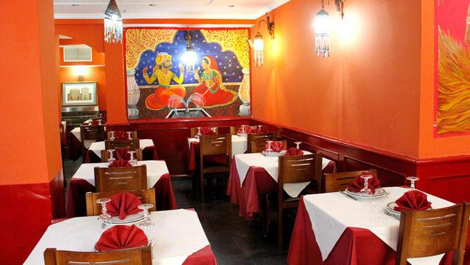 Salón - Indian Spice, Madrid