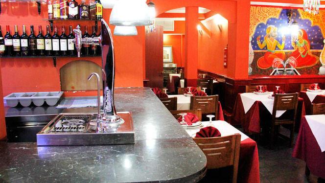 barra - Indian Spice, Madrid