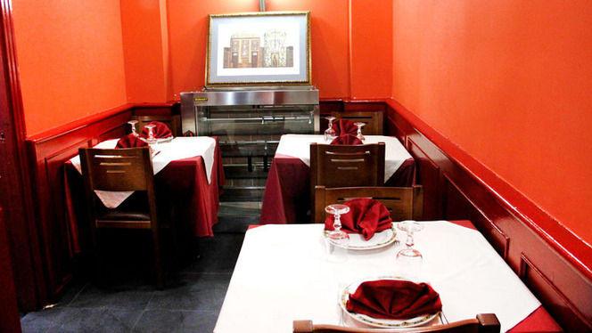 interior - Indian Spice, Madrid