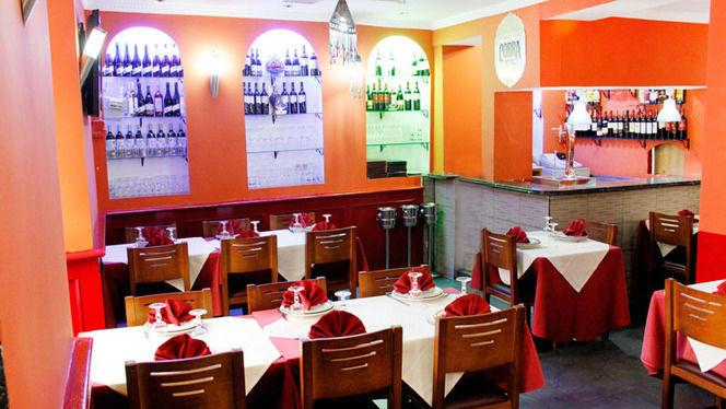 vista sala - Indian Spice, Madrid