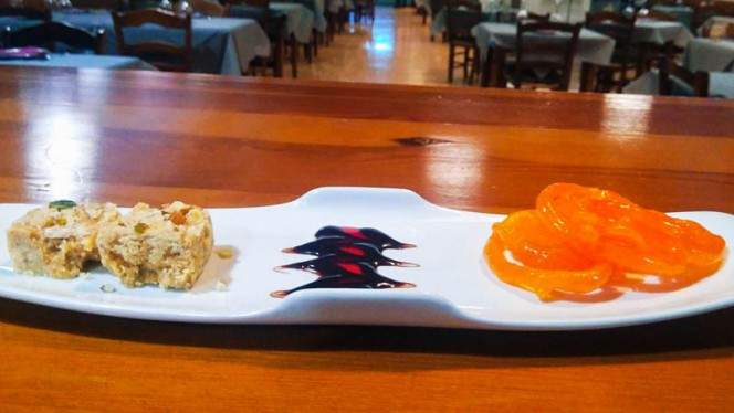 Sugerencia del chef - Maharaja, Valencia