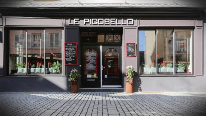 Entrée - Picobello, Strasbourg