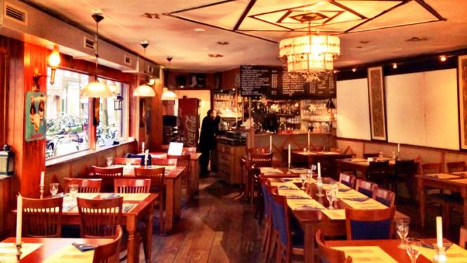 restaurantzaal - Balti House, Amsterdam
