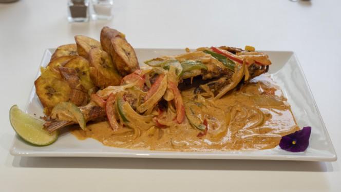 Spécialité du Chef - Au 23 saveurs Dominicaines, Lyon