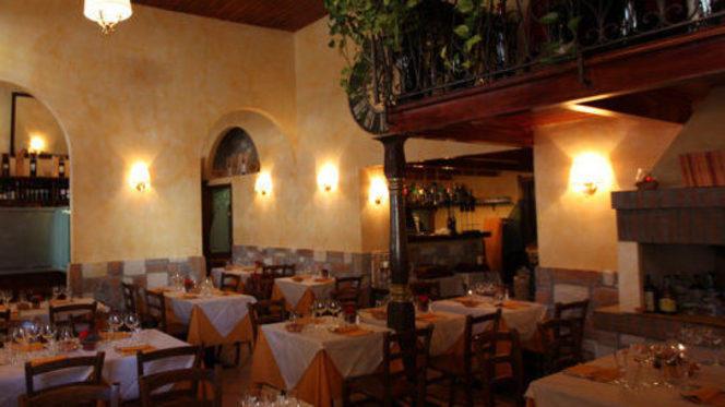 cucina tradizionale italiana - Osteria delle Corti, Milan