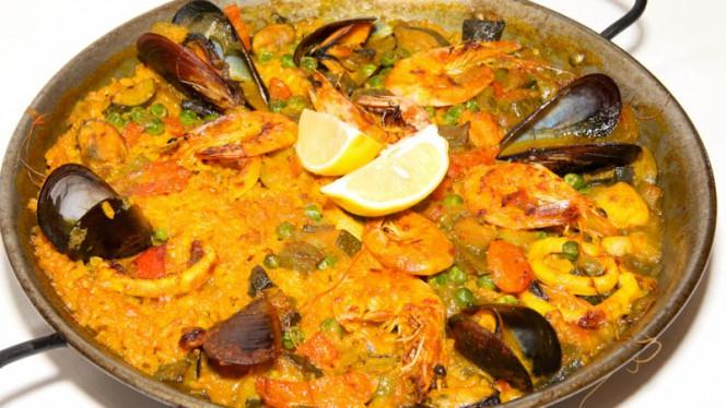 Sugerencia del chef - Santa Marta, Madrid