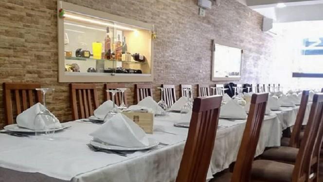 Sala - Restaurante Senhor Zé, Porto