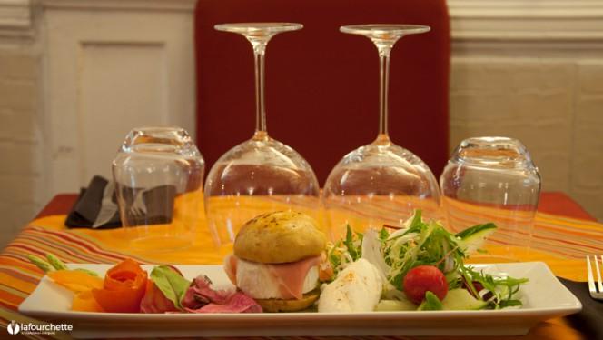 Suggestion plat - Chez Nine, Aix-en-Provence