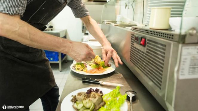 Chef - Koeben, Bordeaux