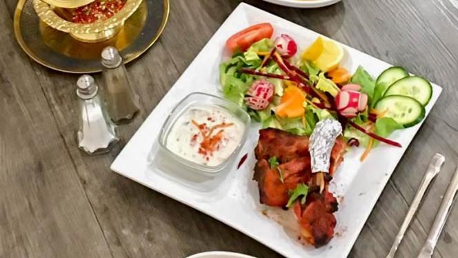 Suggestion de plat - Penjabi Grill, Lyon