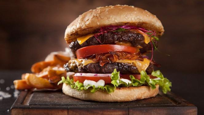 burger - Delicious, Rome