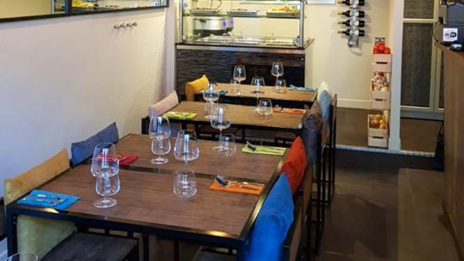 Salle du restaurant - Kitchen plus, Bordeaux