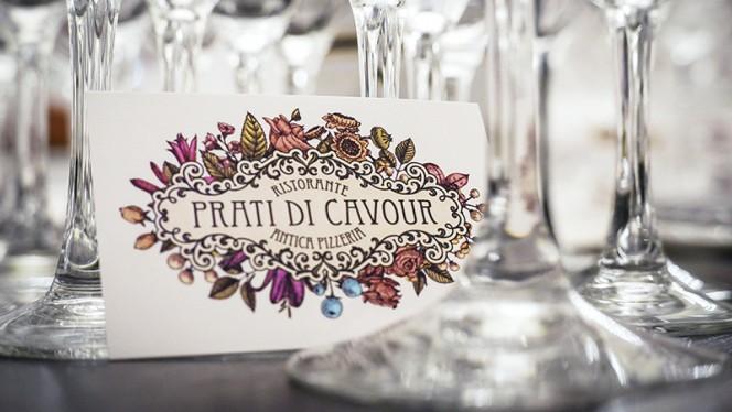 Particolare tavolo - Prati di Cavour, Roma