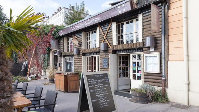 Vue devanture - La Petite Auberge, Lyon