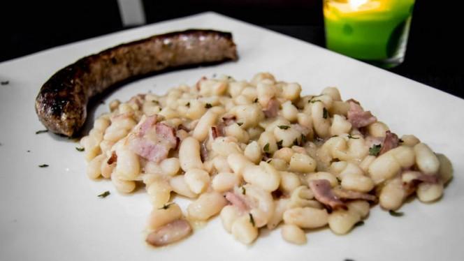 Butifarra con judias - Lilium & Delicious, Granollers