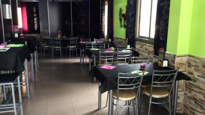 Vista sala - Lilium & Delicious, Granollers