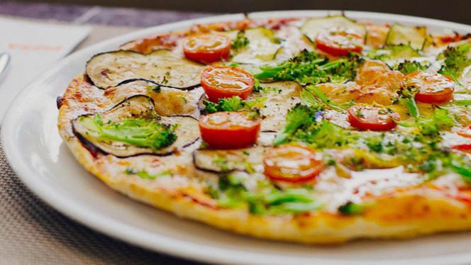 Sugerencia del chef - Pizza Jardin - Pensamiento, Madrid