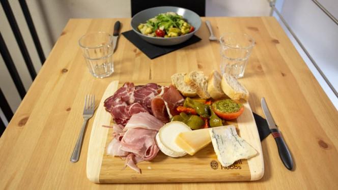 suggestion du plat - La Bohème, Lyon
