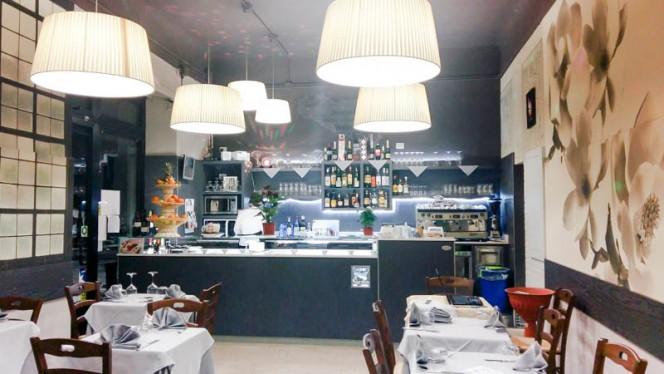 La sala - Qui si mangia, Milan