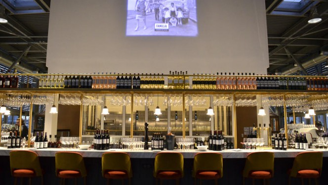 Le Bar Familia ©Astrid Lagougine - Familia, Bordeaux