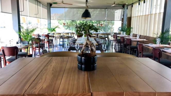 Vista do interior - Fuga Restaurante & Bar, Porto