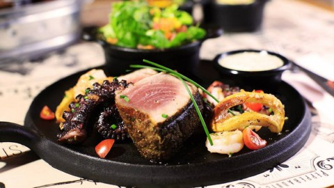 Black Pepper Steakhouse, Envigado