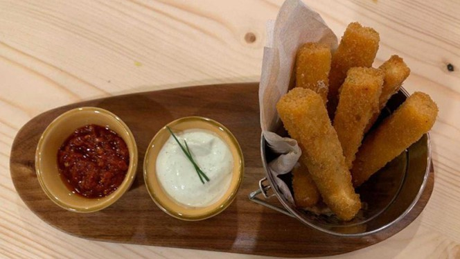 Sugerencia del chef - Luuma Restaurant, Barcelona