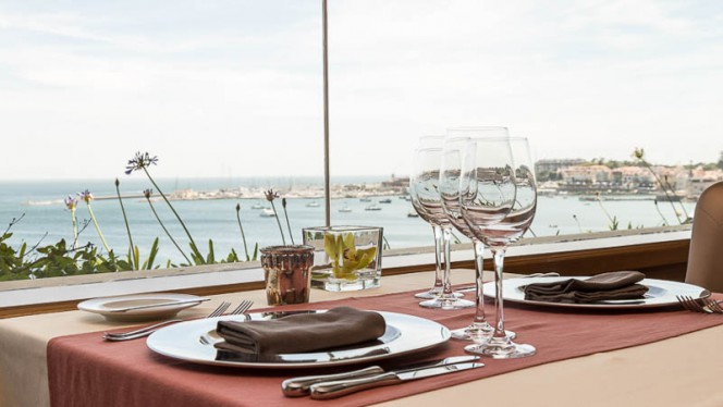 Esplanada - Gourmet - Hotel Cascais Miragem, Cascais