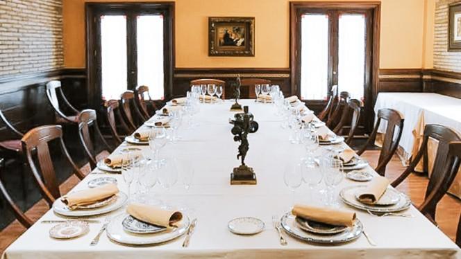 Mesa imperial ( especial familia) - La Breña, Fuenlabrada