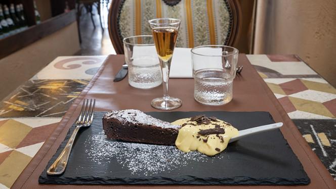 Dessert - A Balùs, Bologna