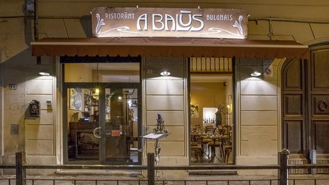 Esterno - A Balùs, Bologna