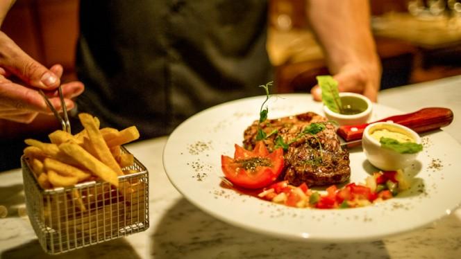 Chef's suggestion - El Cielo, Stockholm