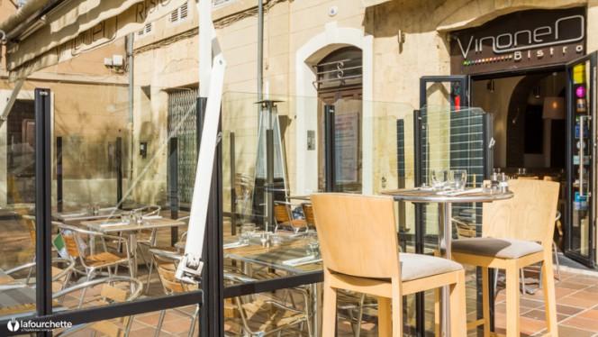 Terrasse - Vinoneo, Marseille