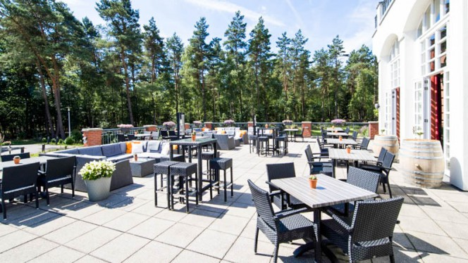 Terras - Restaurant Het Element, Garderen