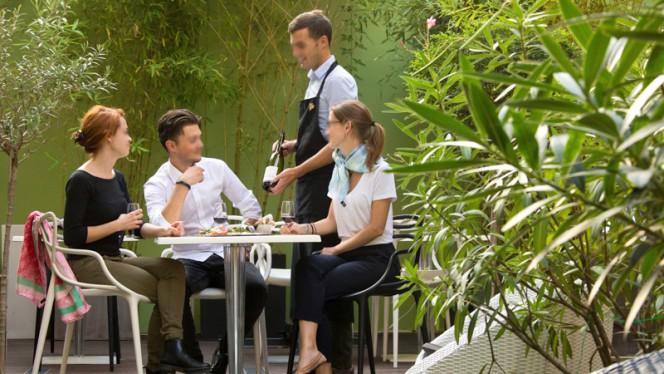 Degustation groupe - The Wine Bar - Le Boutique Hôtel, Bordeaux