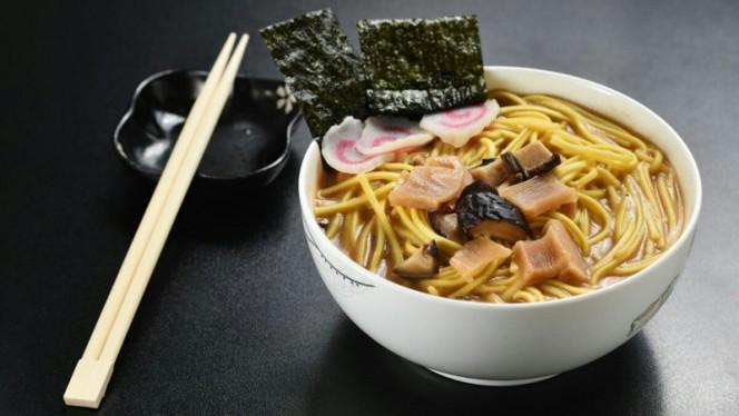 Sugerencia de plato - Livin'Japan, Madrid