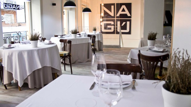 Sala - Nagú, Madrid
