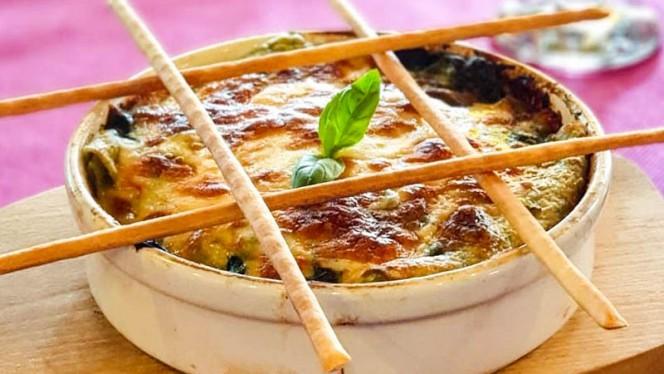 Sugerencia del chef - La Ricotta, Benidorm