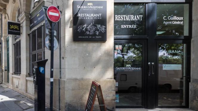 Entrée - Saveurs d'Aquitaine, Bordeaux
