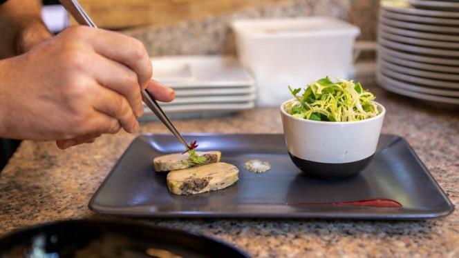 Suggestion de plat - Saveurs d'Aquitaine, Bordeaux