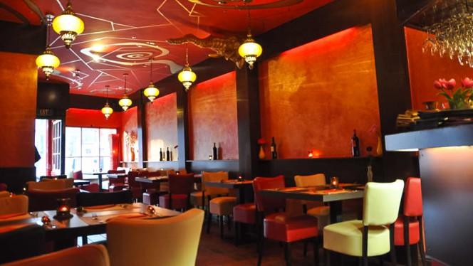 Restaurantzaal - Vijaya, Amsterdam
