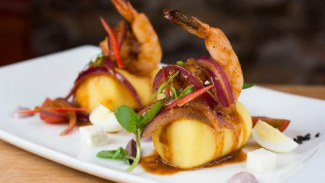 Sugestão do chef - Lima Cocina Peruana, Rio de Janeiro