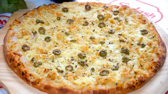 Pizza - Splash Pizza, Braga