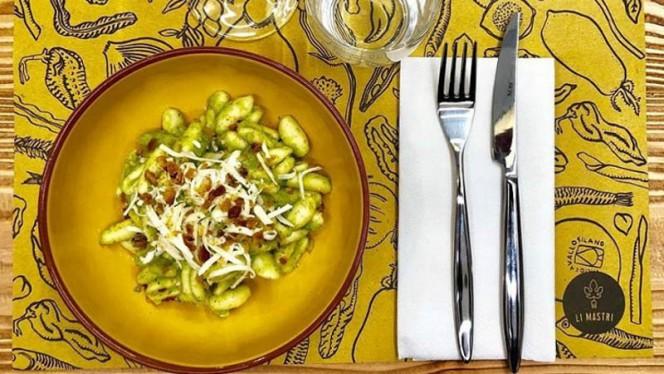 Suggerimento dello chef - Li Mastri, Milan