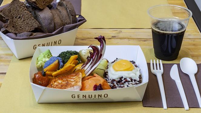 Suggerimento dello chef - Genuino, Milan